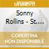 Sonny Rollins - St. Thomas