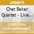 Chet Baker Quartet - Live At Nick's 1978