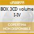 BOX 3CD volume I-IV
