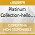 PLATINUM COLLECTION-HELLO DOLLY/2CD