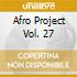 AFRO PROJECT VOL. 27
