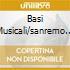 BASI MUSICALI/SANREMO 2000