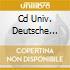 CD UNIV. DEUTSCHE GRAMMOPHON A.P.