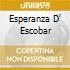 ESPERANZA D' ESCOBAR