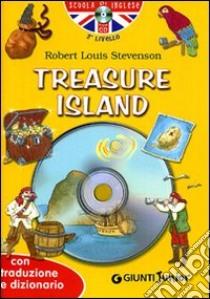 Treasure island. con traduzione e dizionario. Con CD Audio libro di Stevenson Robert L.