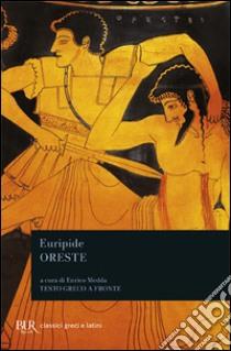 Oreste libro di Euripide