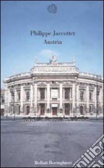 Austria libro di Jaccottet Philippe