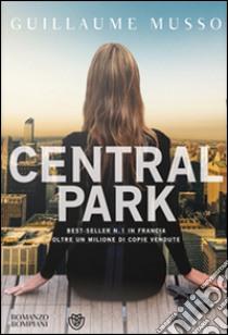Central Park libro di Musso Guillaume