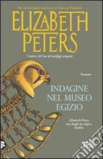 Indagine nel museo egizio libro di Peters Elizabeth