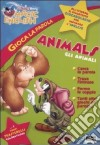 non specificato - MAGIC ENGLISH. ANIMALS-GLI ANIMALI. CON GADGET