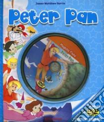 Peter Pan. Con DVD libro di Barrie James M.