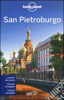 San Pietroburgo. Con cartina libro di Richmond Simon - Masters Tom