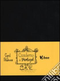 Quaderno di Portugal libro di Pedrosa Cyril