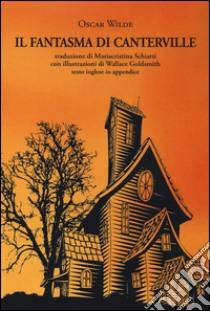 Il fantasma di Canterville. Ediz. italiana e inglese libro di Wilde Oscar