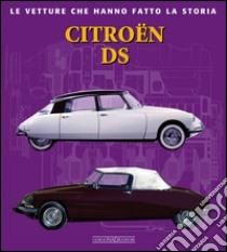 Citroën DS libro di Catarsi Giancarlo