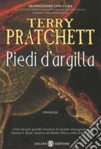 Piedi d'argilla libro di Pratchett Terry