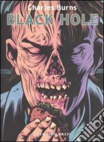 Black Hole (2) libro di Burns Charles