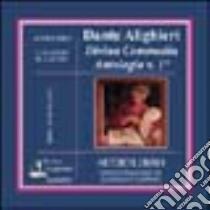 Divina Commedia. Audiolibro. CD Audio (1)  di Alighieri Dante