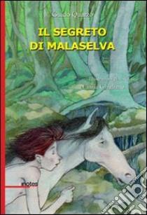 IL segreto di Mala Selva libro di Quarzo Guido